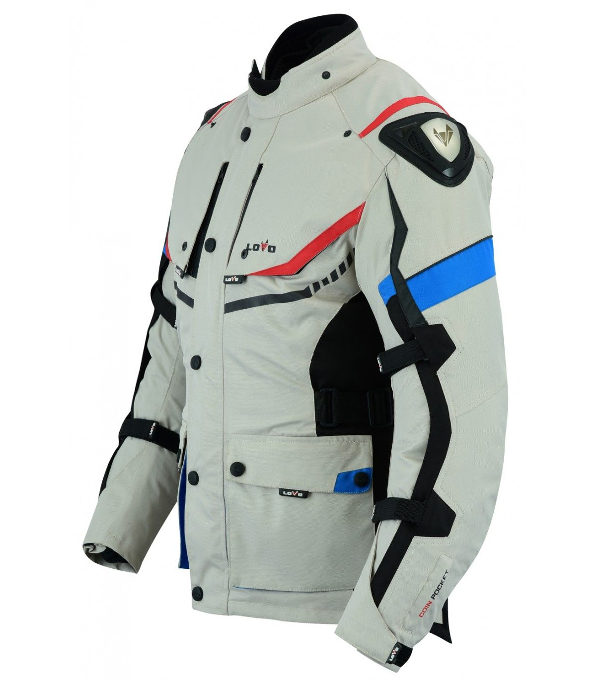 Motorcycle Sports Jacket Motorcycle Short Jacket Lovo Jacket