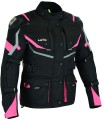 LvE53-Afric / All-season three-layer 3/4 jacket for motorcycles (Women)