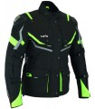 LvE58-Afric / All-season three-layer 3/4 jacket for motorcycles (Women)