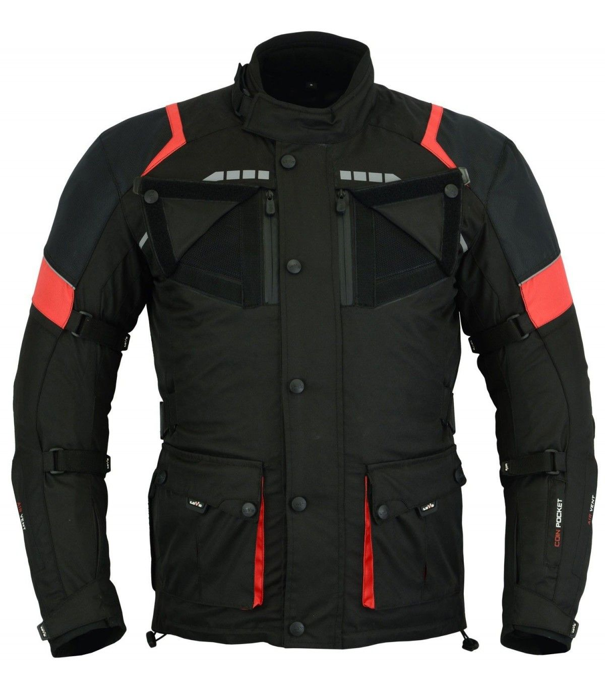 Motorcycle Long Coat Motorcycle Jacket Motorcycle Overcoat