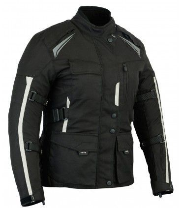 LvR68-Highway / Motorcycle Jacket ¾ (for men)
