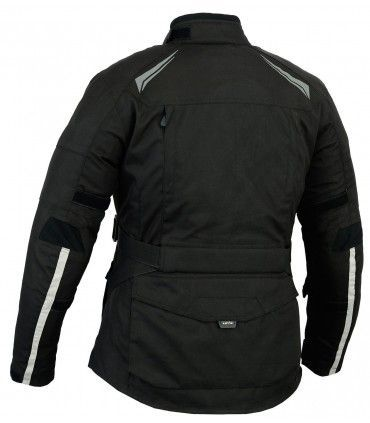 LvR93-Prime / Perforated three-ply summer motorcycle jacket (for women)