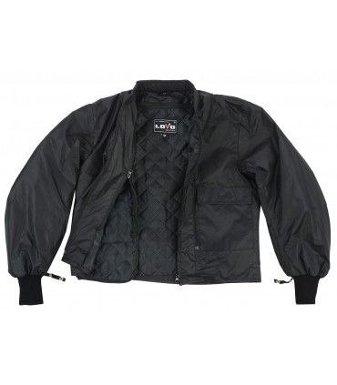 LvR90-Prime / Perforated three-ply summer motorcycle jacket (for men)